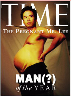 Can a male get pregnant