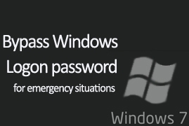 how to bypass windows 7 login password free