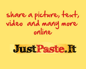 Justpaste.it: Share texts, photos, videos with your friends. | Techdunes