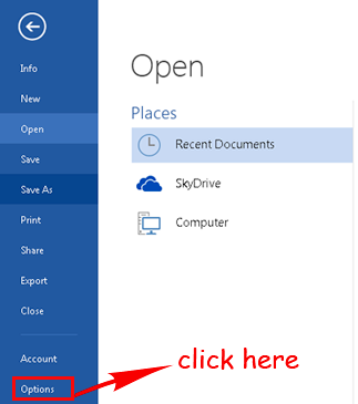 Office-2013-word-options
