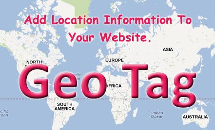 Geo-tag-meta-taging-online