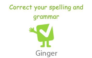 Ginger Free Grammar Check