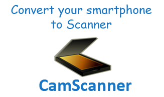 how to convert scan copy into pdf file