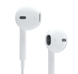 IPhone 5 ear buds