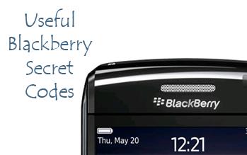 blackberry-secret-codes