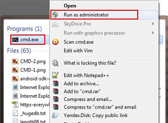 cmd-run-as-administrator