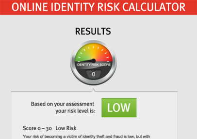 Identity Risk