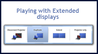 extended displays