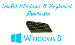 Windows-8-Keyboard-Shortcuts